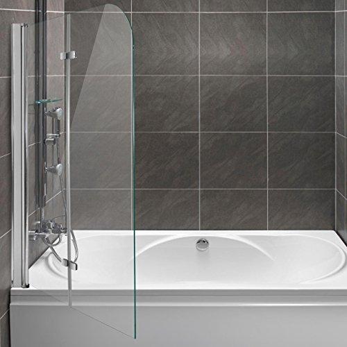 homelux-badewannenaufsatz-badewannenfaltwand-faltduschwand-b-x-h-95-x-140-cm-sicherheitsglas-6-mm-mi