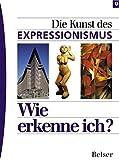 Die Kunst des Expressionismus (Wie erkenne ich) - Hajo Düchting