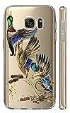 Hülle für Samsung Galaxy A5 2017 A520 Softcase Cover Backkover Motiv (2750 Enten)