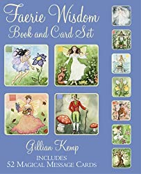 Faerie Wisdom Book and Card Set [With Book] by Gillian Kemp (2008-09-01)