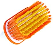 KRESS Kleen Laundry Scrub Brush, Orange, K-8101