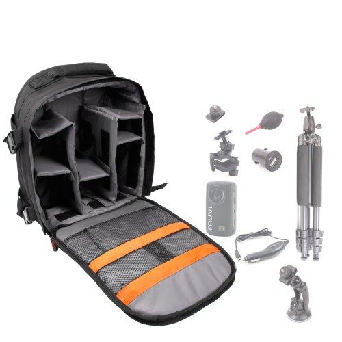 duragadget-mochila-con-compartimentos-para-videocamara-veho-vcc-005-muvi-hdnpng-resistente-al-agua