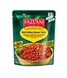Surprise your family and friends with the authentic Indian taste of the ready - to - eat Fazlani Rajma Masala. Made by using the traditional recipe, it consists of red kidney beans, onions and fresh tomatoes perfectly cooked along with a frag...