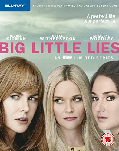 Big Little Lies S1 [Edizione: Regno Unito] [Reino Unido] [Blu-ray]