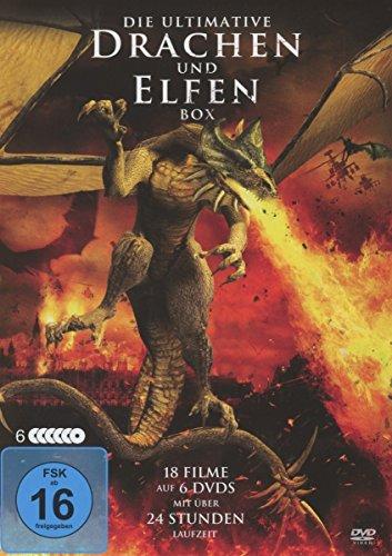 Die ultimative Drachen und Elfen Deluxe-Box [6 DVDs]