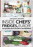 Inside Chefs' Fridges, Europe : Los grandes chefs nos abren sus frigorificos...