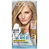 L'Oreal Paris Feria Multi-Faceted Shimmering Highlighting Kit Star Lights/Extremely Light Blonde C100