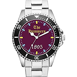 KIESENBERG® Watch - THE HAMMERS 1895 - 6017