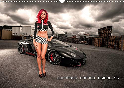 Cars and Girls (Wandkalender 2020 DIN A3 quer): Tolle Autos mit tollen Frauen (Monatskalender, 14 Seiten ) (CALVENDO Mobilitaet)