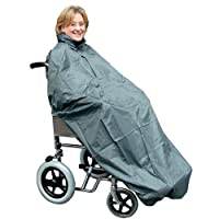 Kozee Komforts Waterproof Coverall Total Protection for Wheelchair Users