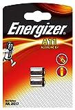 Energizer Spezialbatterie E11A (L1016 Alkali Mangan 6Volt 2er-Packung)
