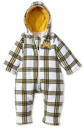 Stummer Baby - Jungen Overall 21247, Gr. 68, Elfenbein (012 snow white)