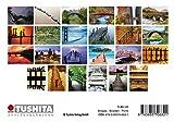 Postkartenbuch * Brücken Bridges Ponts *