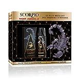 Scorpio - Coffret pour homme - 2 Produits Noir Absolu Eau de Toilette Flacon 75 ml/Déodorant Atomiseur 150 ml