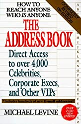 The Address Book (9th ed) by Michael Levine (1999-04-01)
