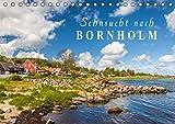 Sehnsucht nach Bornholm (Tischkalender 2016 DIN A5 quer): Entdecken Sie die wunderschöne dänische Ostsee-Insel. (Monatskalender, 14 Seiten ) (CALVENDO Natur)