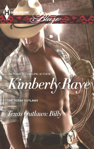 Texas Outlaws: Billy (Texas Outlaws series Book 2) (English Edition)