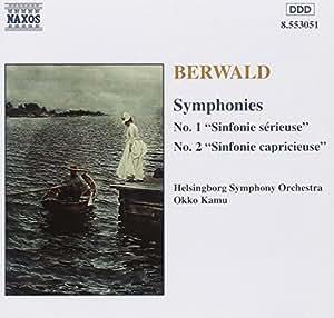 Berwald Sinfonien 1 und 2 Kamu