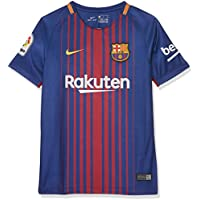 Nike Kinder Breathe FC Barcelona Stadium Trikot