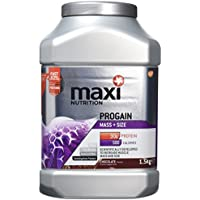 MaxiNutrition Progain Mass and Size Protein Shake Powder, 1.5 kg - Chocolate