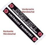 Flaggenfritze Schal Eintracht Frankfurt - 17 x 150 cm + gratis Aufkleber