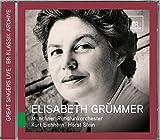 Elisabeth Grümmer chante Mozart