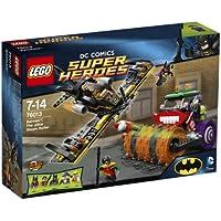 Lego DC Universe Super Heroes Batman 76013 - Jokers Dampfroller