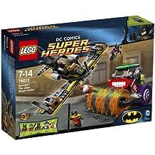 LEGO Super Heroes - DC Batman: La apisonadora a vapor del Joke (76013)