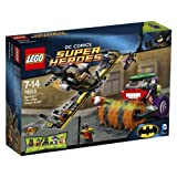 LEGO Super Heroes Batman 76013 - Jokers Dampfroller