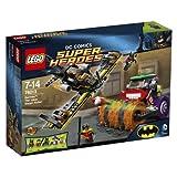 Super Heroes LEGO 76013 Batman: Il Rullo Compressore di Joker