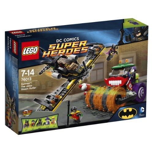 Preisvergleich Produktbild Lego DC Universe Super Heroes Batman 76013 - Jokers Dampfroller