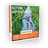Buyagift Action Adventures Gift Experiences Box - 370 adventurous gift days from supercar driving to extreme sports