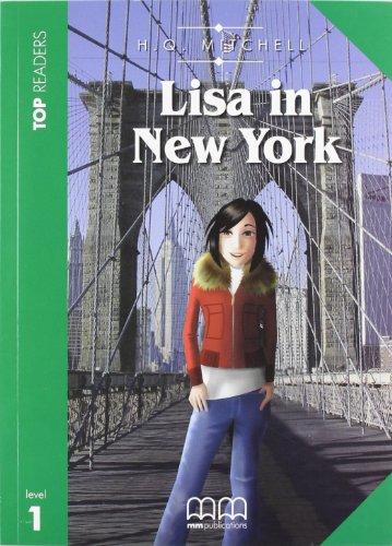 Lisa in New York. Top readers. Level A1 beginner. Con CD Audio