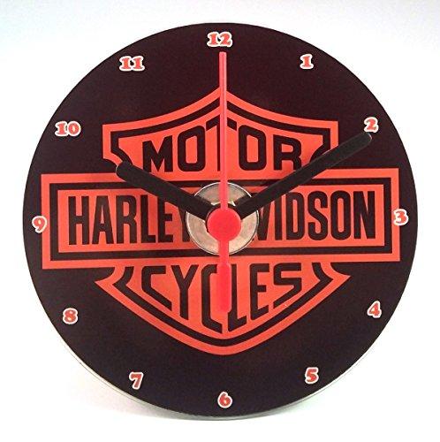 OROLOGIO cd HARLEY DAVIDSON da tavolo BMW con astuccio regalo dvd idea