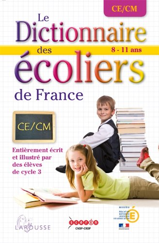 Dictionnaire des écoliers CM