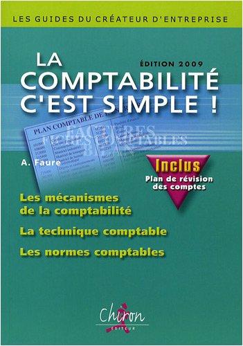 La comptabilité, c'est simple !