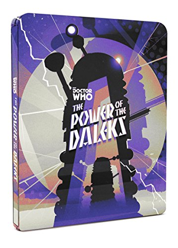 Doctor Who - The Power of the Daleks - The Collector's Limited Edition DVD + BD STEELBOOK [Blu-ray] [2016]