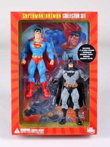 Superman/Batman Collector Set with Other