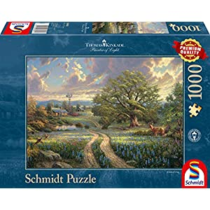 "Schmidt Spiele 58461 ""Country Living Puzzle (1000-Piece)"