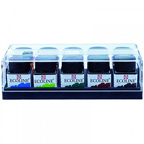 Royal Talens Ecoline Aquarell Tinten 10 X 30mls
