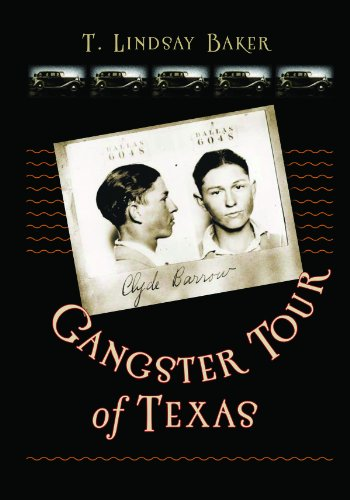 Gangster Tour of Texas (ATM Travel Guides) (English Edition) Texas A&m University Atm