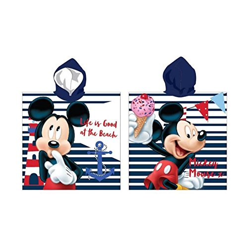 Mickey Mouse - ponchotuch, DISNEY