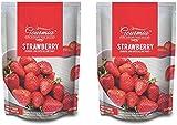 #10: Gourmia Dried Strawberry 400g(200x2)