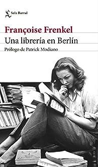 Una librería en Berlín par Françoise Frenkel