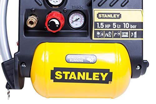 Stanley Kompressor, DN200/10/5 AIRBOSS