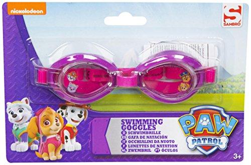 LND Gifts Paw Patrol Girls Swimming Goggles