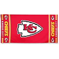 Kansas City Chiefs Logo Badetuch