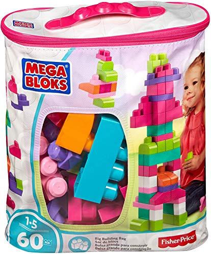 Mega Bloks Juego de construcción de 60 piezas