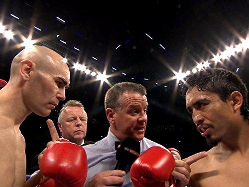 Stuart Hall vs. Rodrigo Guerrero (ENG) (Box Av Direct)