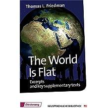 The World Is Flat: Textbook (Diesterwegs Neusprachliche Bibliothek - Englische Abteilung, Band 134)